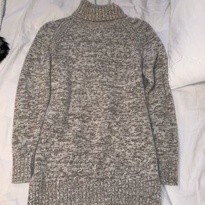 Long sweater top